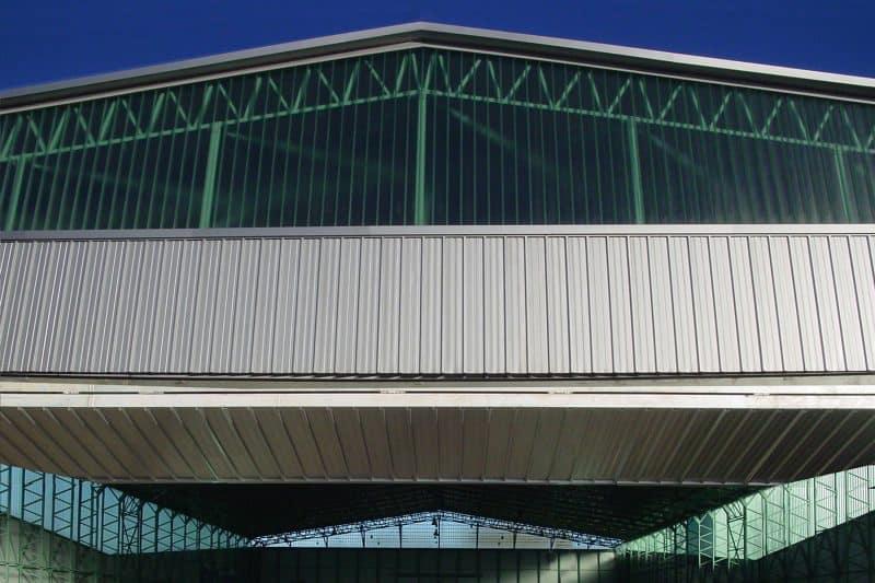 T2 Hangar fitness centre