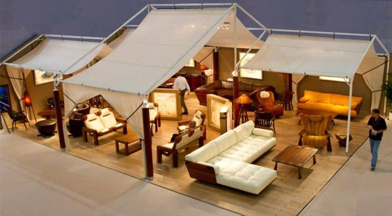 Transcontinental Pavilion