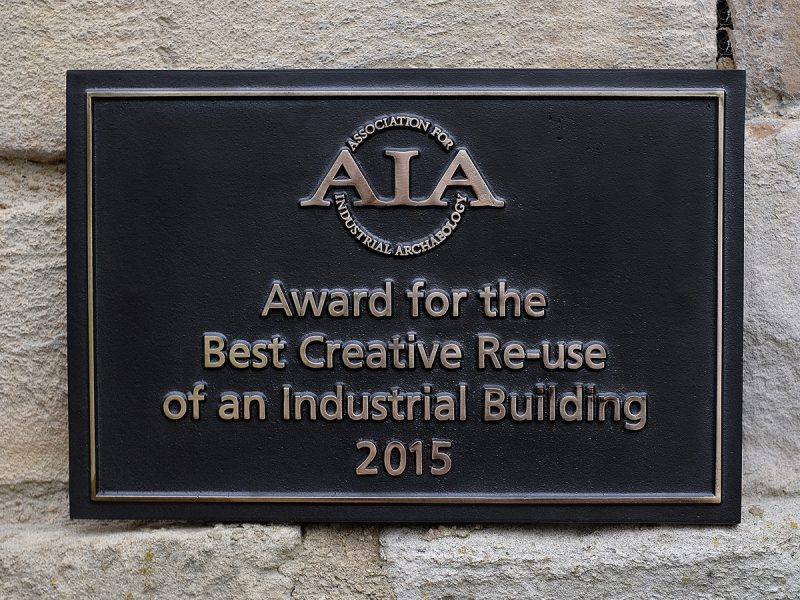 Millend Mill AIA Award 2015