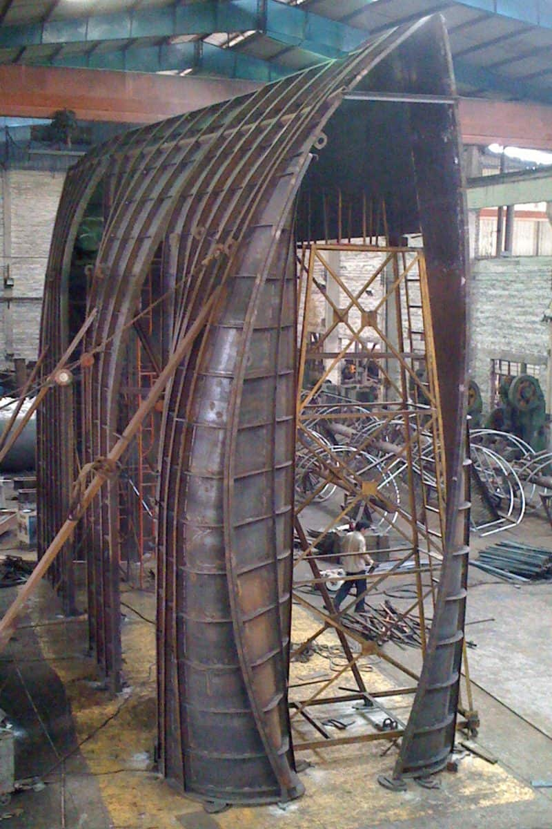 Archway Studios Off-site Fabrication