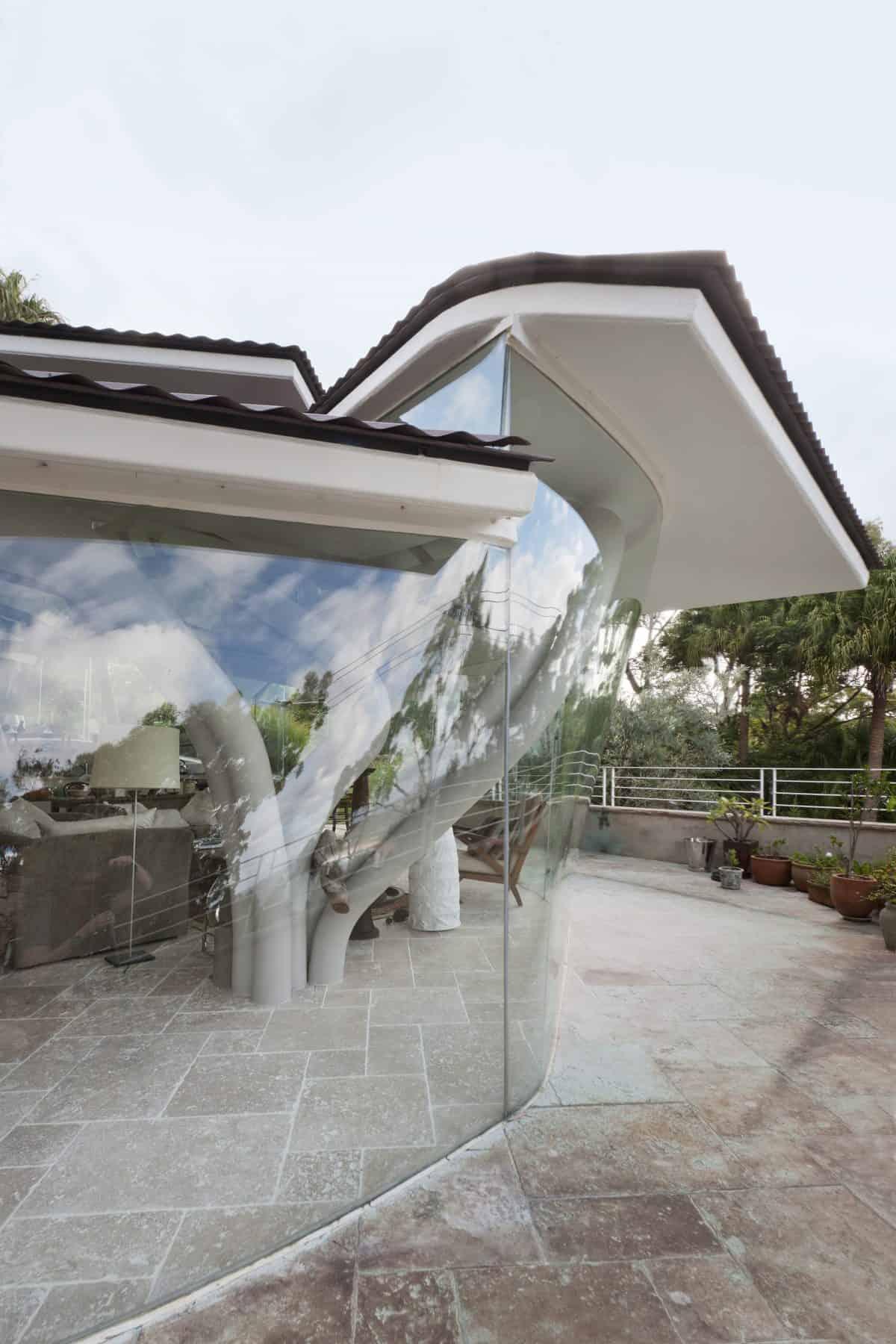 Leaf House by Marc Gerritsen